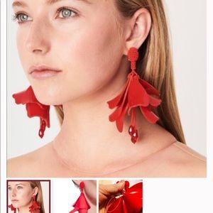 """Zara 4"""" Massive Resin earrings"""
